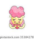 sheep, heart, love 35384278