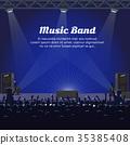 音乐 乐队 演唱会 35385408