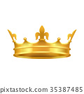 golden crown gold 35387485