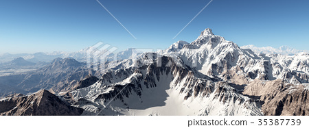 Mountain panorama 35387739
