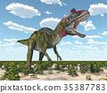 dinosaur, animal, 3d 35387783