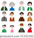 เสื้อผ้าฤดูหนาวสำหรับครอบครัว 35392262