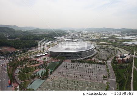 Gwangmyeong自行車賽道 35399965