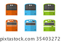 vector, vectors, electric 35403272