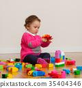 building, block, baby 35404346