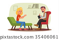 Classic Psychologist Vector. Classic 35406061