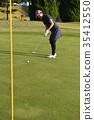 高爾夫球手 女性 女 35412550