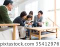 family, person, whelp 35412976