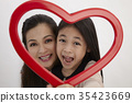 mother and daughter 35423669