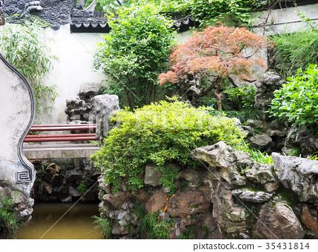 上海豫園 35431814