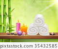 spa, therapy, aroma 35432585