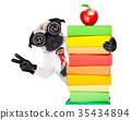 smart school dog 35434894
