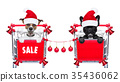 christmas sale dogs 35436062