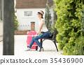 การเดินทาง,ท่องเที่ยว,ผู้หญิง 35436900