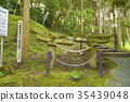 buried torii of ushinefumoto inari shrine, Torii Gate, shrine 35439048