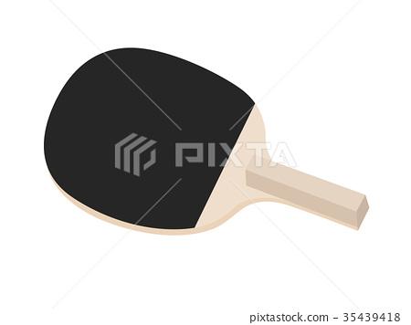 乒乓球球拍 35439418