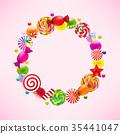 甜點 甜品 向量 35441047