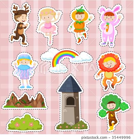 Sticker design 35449996