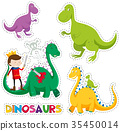 Sticker design for prince and dragons 35450014
