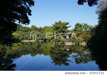 Ishigami Park Sanhoji Pond 35453732