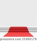 樓梯 紅色 紅 35460178