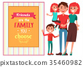 family, kid, mother 35460982