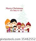 christmas, carol, singing 35462552