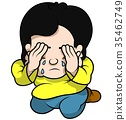 Boy Crying 35462749