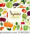 colorful diet vegetable 35462843