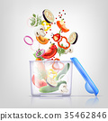 Food Containers Composition 35462846