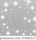 밝은, 배경, 별 35466317