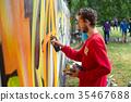 Graffiti. 35467688