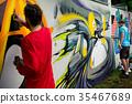 Graffiti. 35467689