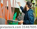 Graffiti. 35467695