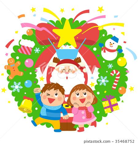 캐릭터, 크리스마스, 성탄절 35468752