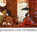 hanging doll decorations, dolls for girl's festival, tsurushi-bina 35468860