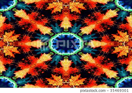 Kaleidoscope (foliage) 35469301