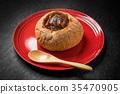 스튜 빵 Stew Bread Bowl 35470905