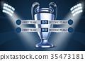 concept, champion, soccer 35473181