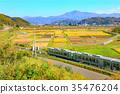 秋天 秋 釜石线 35476204