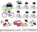 自行車 腳踏車 安全 35476609