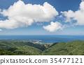 佐渡島 風景 自然 35477121