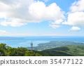 佐渡島 風景 自然 35477122