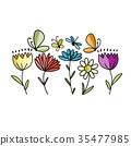 花朵 花 花卉 35477985