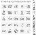 car dummy icon 35483537
