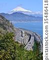 ภูเขาฟูจิ,ภูเขาไฟฟูจิ,มหาสมุทร 35486418