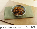 牛蒡 小菜 韓國 35487692
