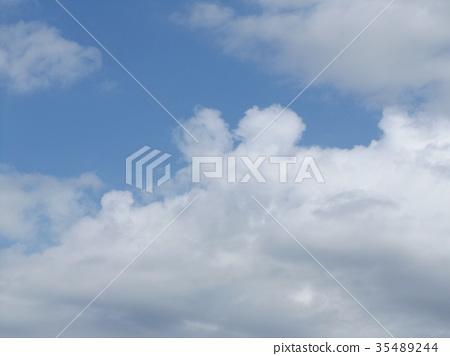 ท้องฟ้าเป็นสีฟ้า,ฤดูใบไม้ร่วง 35489244