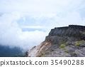 야쓰가타케, 야츠가타케, 풍경 35490288