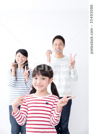 牙膏系列 35493086